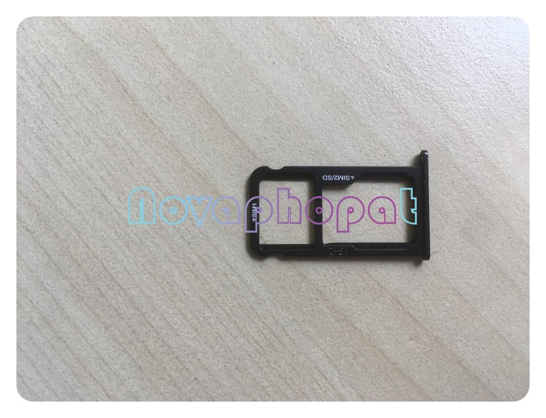 Huawei P10 Sim Karte.Novaphopat For Huawei P10 5 1 Sim Card Tray Holder Micro Sd Slot Socket Adapter Replacement Tracking