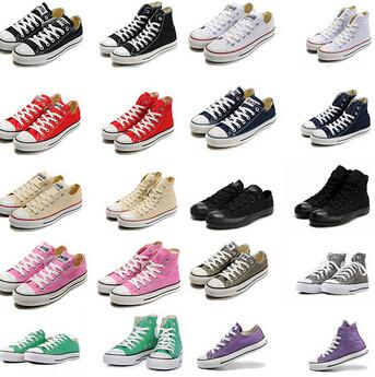 e3002e98a45 Brand New Factory All Size Converse High Top Sports Stars Low Top ...
