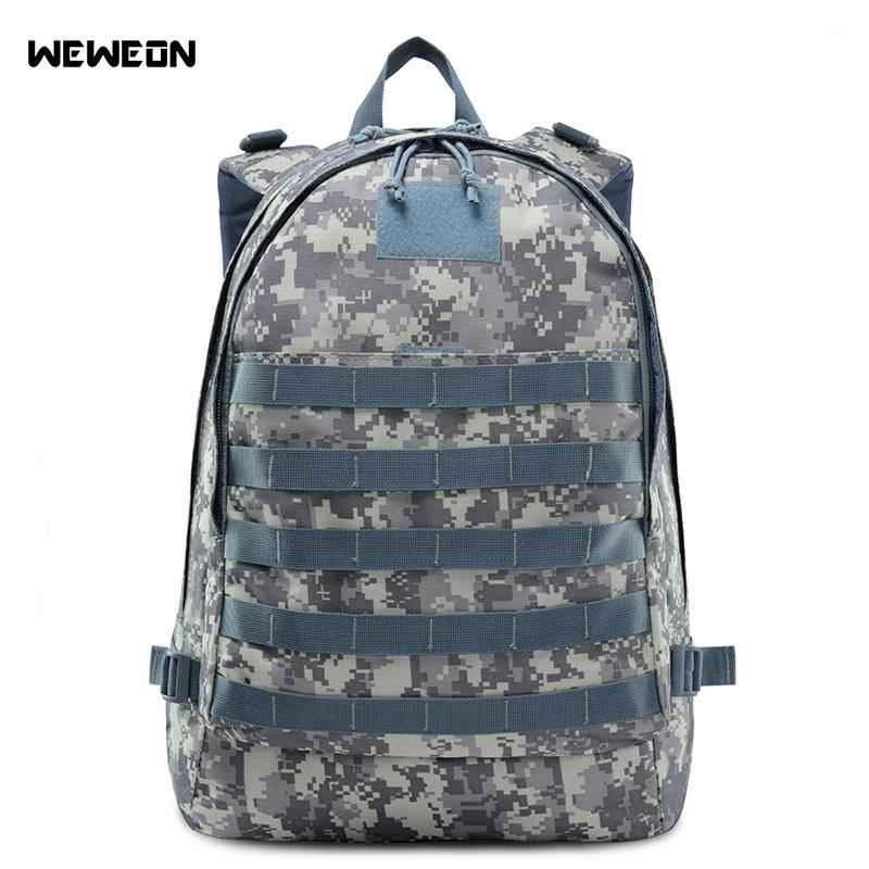 2018 Outdoor Multifunctional Sports Tactical Backpack Army Fan 3D Waterproof  Backpack Mountaineering Hiking ACU Camouflage Bags Cute Backpacks Hiking ... d0367b18fd7d3