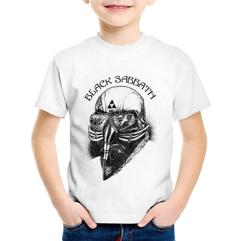 d3024aec3 2019 Black Sabbath The End Tour Dates Printed Children Fashion T Shirts  Kids Summer T Shirt Boys/Girls Cool Tops Baby Clothing,HKP784 From  Xiaocao07, ...