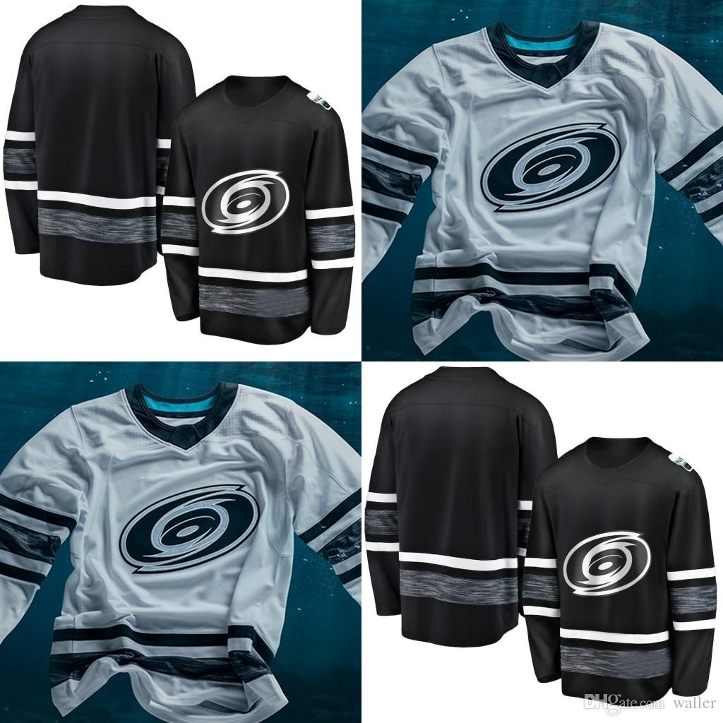 2a642cc3b 2019 2019 All Star Game Jersey Men Carolina Hurricanes 20 Sebastian Aho 71  Lucas Wallmark 79 Micheal Ferland 14 Justin Williams Hockey Jerseys From  Waller