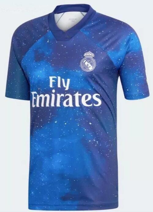 5aed05c711d7 EA Sports Digital INSANE REAL MADRID SOCCER JERSEYS Champions League ...