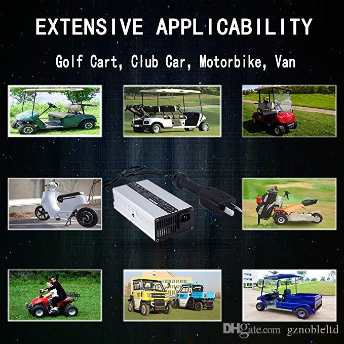 48volts 6amps golf cart powerwise EZ-GO TXT Yamaha club car battery charger for lead acid battery