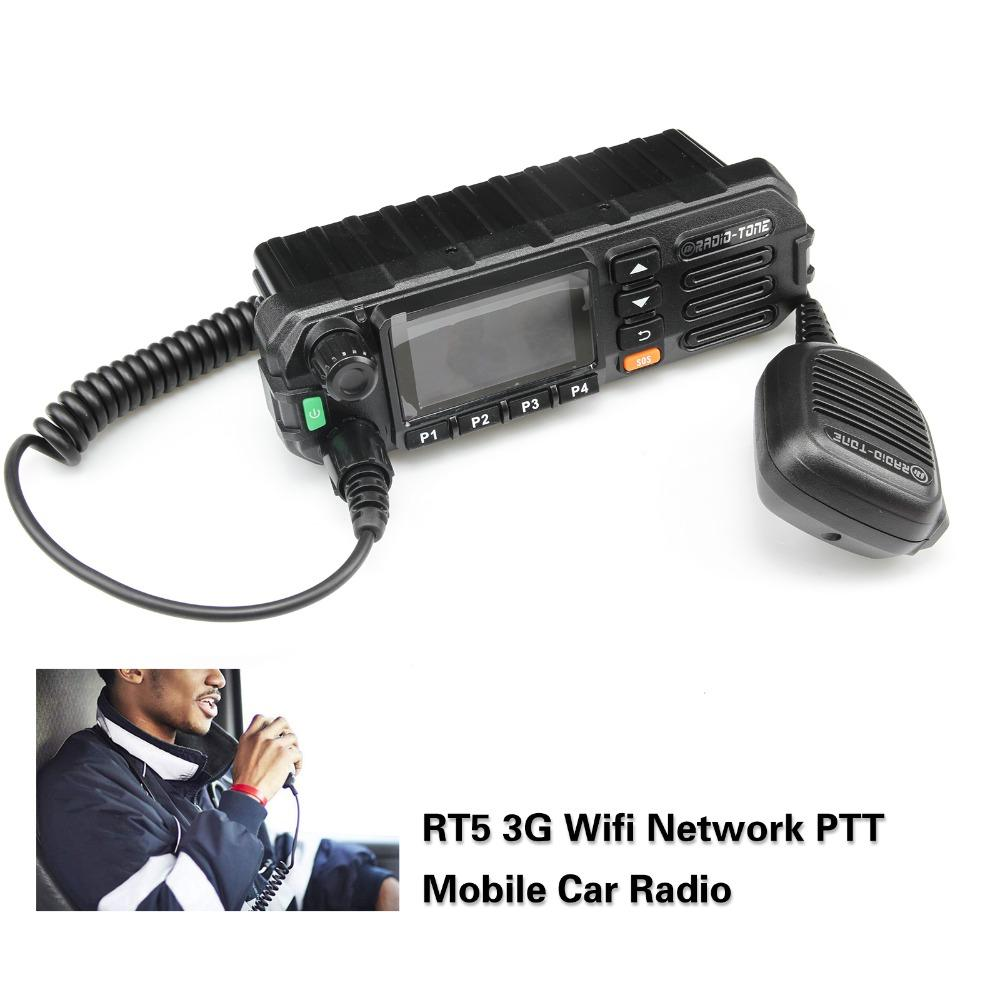 Radio-Tone RT5 3G/WiFi IRN Mobile Network Radio (Android ) TM-8 Teamspeak  Inrico TM-8