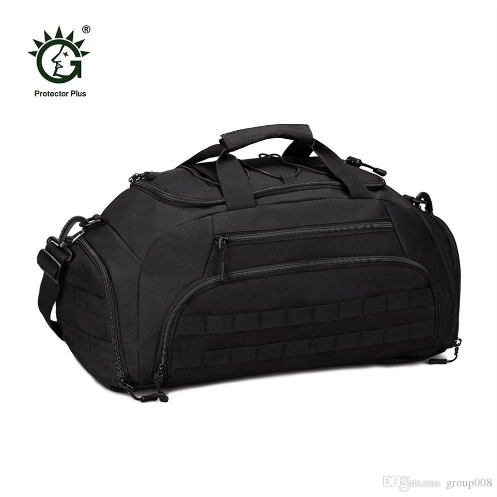 471b830d6b20 Protector Plus 35L Tactical Waterproof Outdoor Bag Multifunctional Luggage  Travel Duffle Bag Backpack Handbag Hiking Equipment #807006