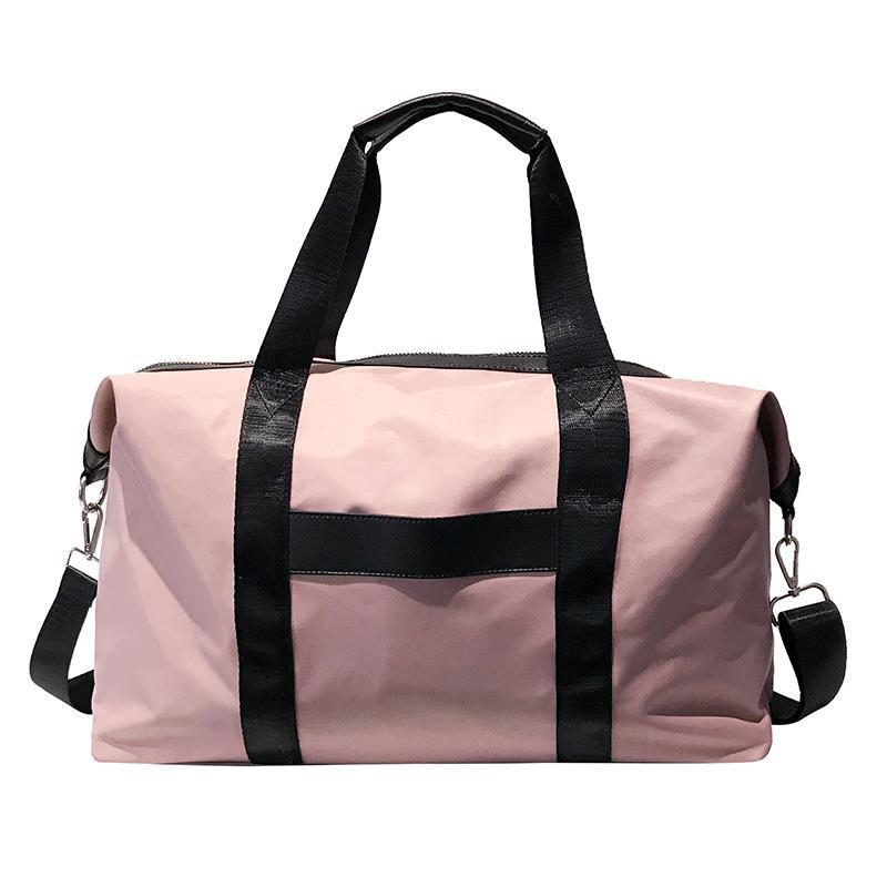 d45f2bded Women Travel Bag Weekend Hand Luggage Women Big Traveling Bags Oxford Cloth Duffle  Bag Large Shoulder Men Travel Reistas New Fashion Bags Weekender Bags ...
