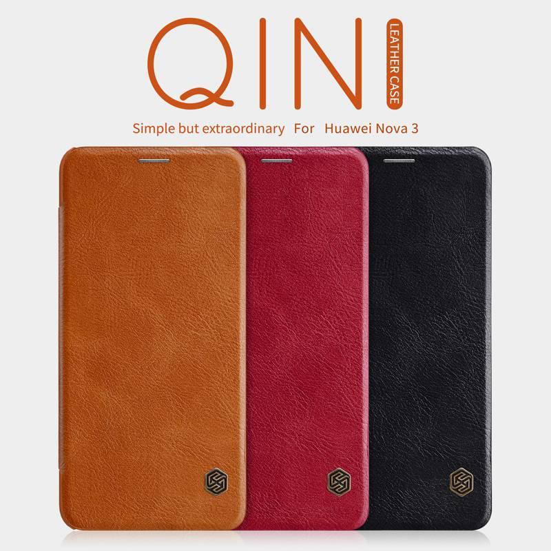 promo code e3c46 3aa30 wholesale Nova 3 case leather cover 6.3