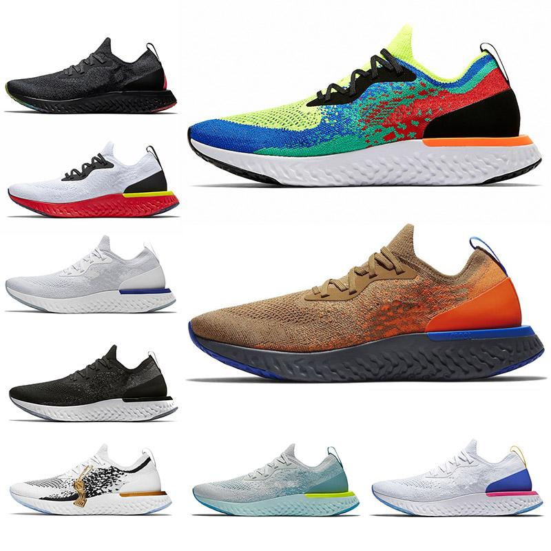 276bce6f82b React Belgium ZOOM Running Shoes Racer Blue Glow Para Hombres ...