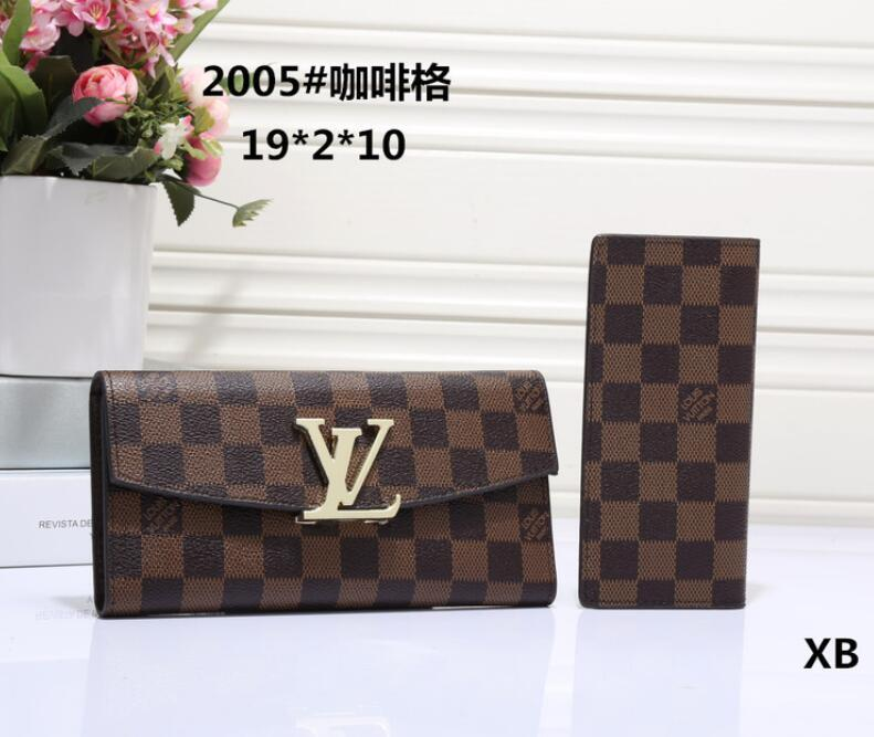 women men pu leather wallet lady ladies long purse free shipping 20190