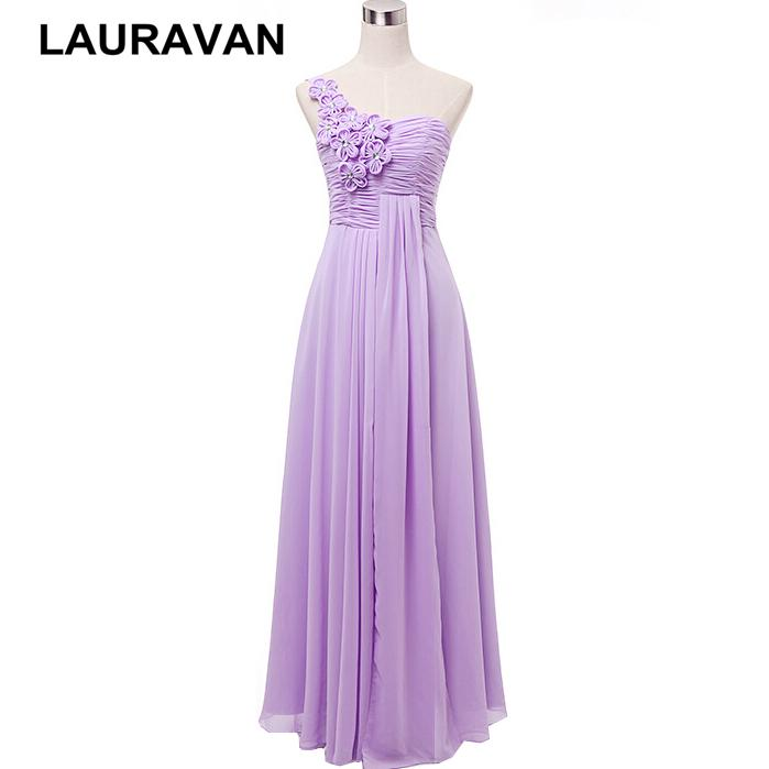 f679d17a1090d cheap lavender lilac brides maid dress light purple one shoulder sweetheart  bridesmaid dresses for bridesmaids free