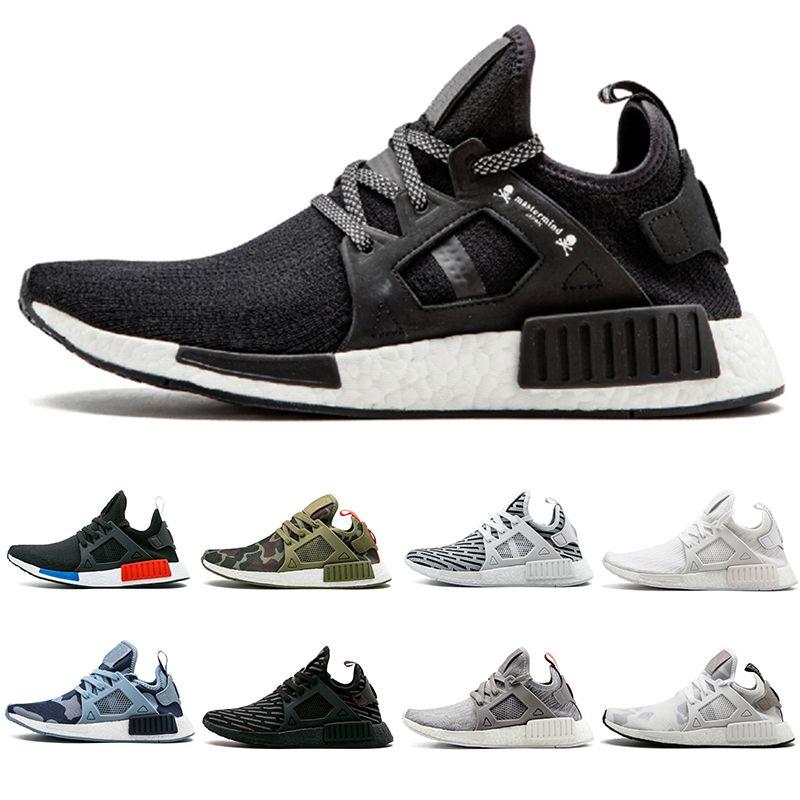 big sale 2668d cfdd7 uk hombres adidas nmd runner ii hummer raza raza humana de la humanidad  blancas negro 8f402 45dad  promo code for 2019 nuevo adidas nmd xr1  primekint negro ...