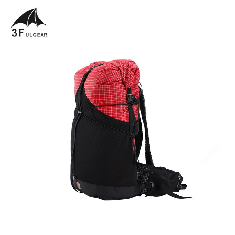 b3f37f8ca211 3F UL GEAR GuiJi 35L XPAC   UHMWPE Lightweight Durable Travel Camping  Hiking Backpack Outdoor Ultralight Frameless Packs Best Backpacks Girls  Backpacks From ...