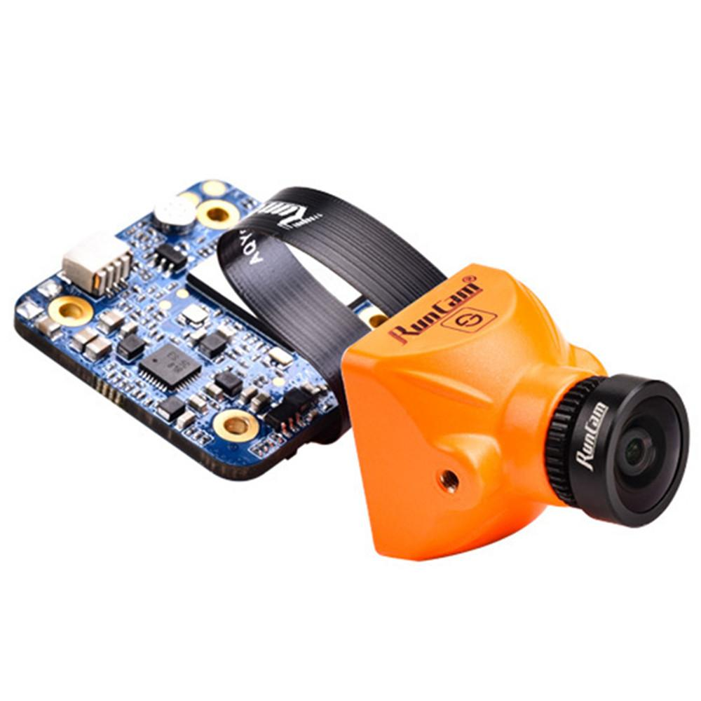 Remote Control Toys Parts Accs Hot Sales RunCam Split Mini 2 FOV 130-Degree 1080P / 60fps HD Recording WDR FPV Camera NTSC