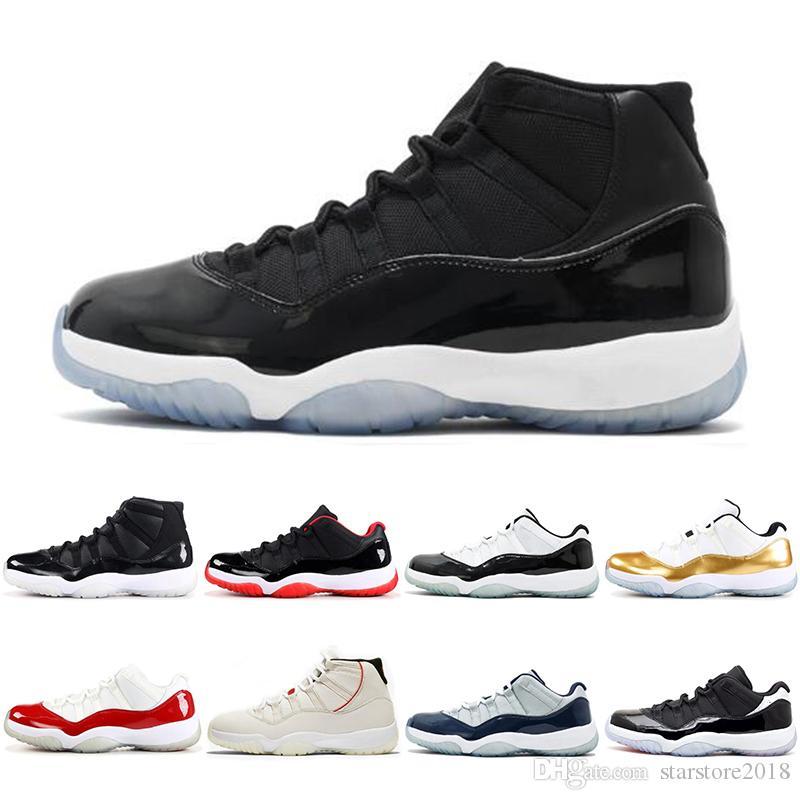 best loved c1b5f 2881c Nike Air Jordan 11 11s Barato 11 11s Gorra De Concordia Y Bata Hombre Mujer  Zapatos De Baloncesto 72 10 GAMMA AZUL Zapatilla Deportiva Platino Tinte  5.5 13 ...