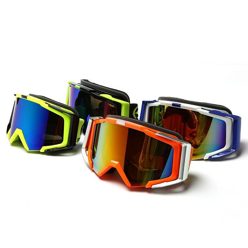 3819f96cf5b Double Layers Lens Ski Glasses Anti-UV Anti-fog Goggles Snowboard Mask  Snowmobile Sport Glasses Women Men Snow Skate Equipment Skiing Eyewear  Cheap Skiing ...