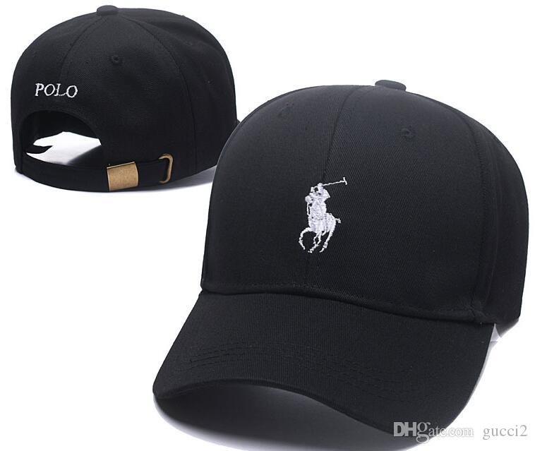 2019 New Style High quality bone Golf Curved visor Casquette baseball Cap women gorras Bear dad polo hats for men hip-hop Snapback Caps