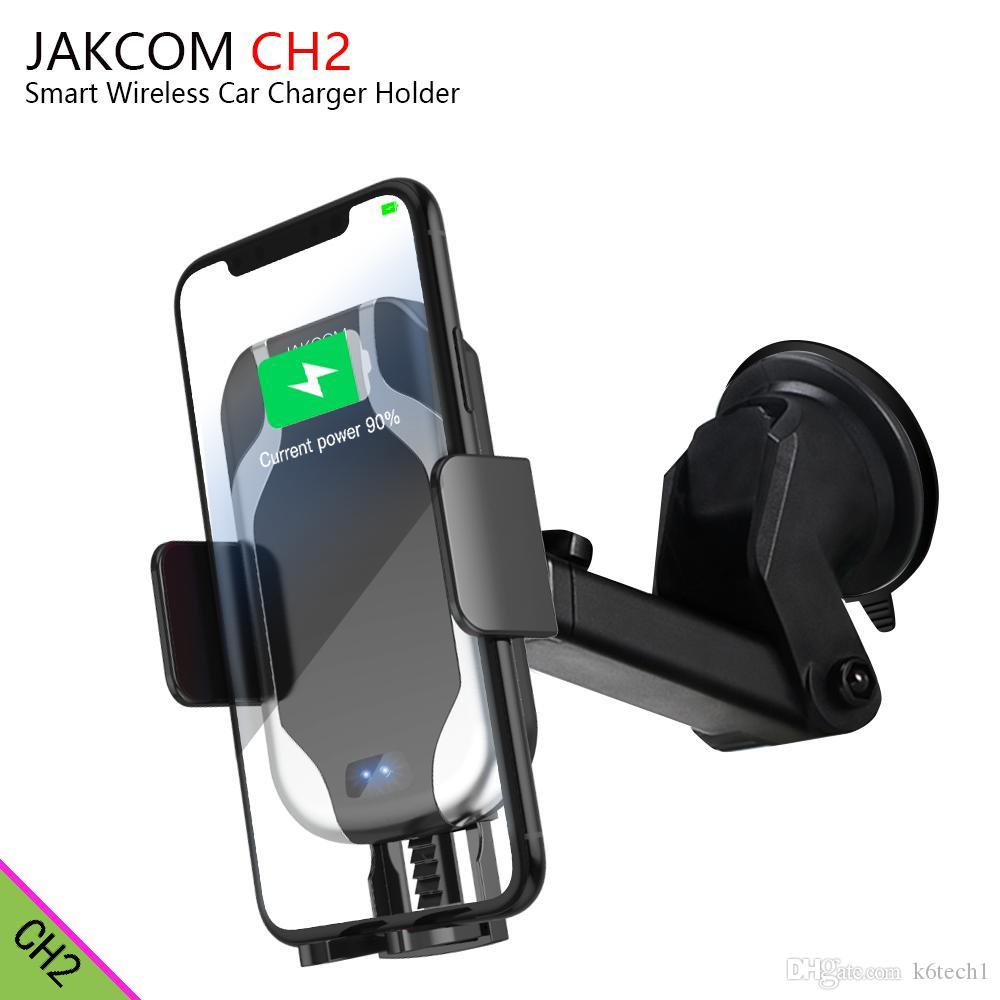 JAKCOM CH2 Smart Wireless Car Charger Mount Holder Hot Sale in Cell Phone Chargers as bike speedometer surface pro 4 1tb mi