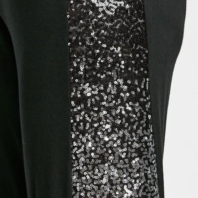 2019 Summer Capris Palazzo Pants For Women Wide Leg Pants High Waist Trousers Women Big Size Pantalon Femme