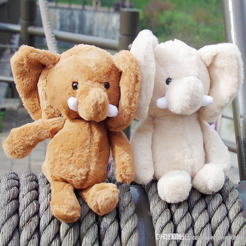 2019 Wholesale Kawaii Soft Elephant Plush Toys For Children Elephant