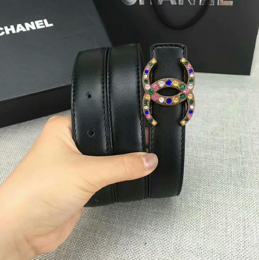 7ed98b43765ea Fashion Women S Belts Luxury Brand Leather Narrow 2.5cm Dress Belt ...