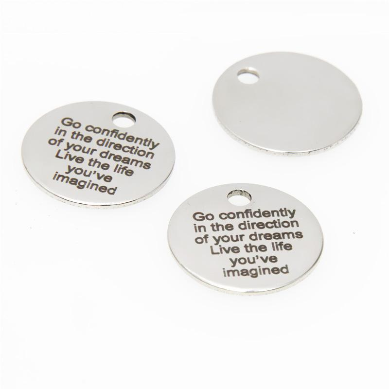 2019 Quote Charm Go Confidently In The Direction Of Your Dreams Live