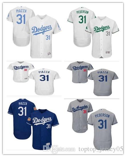 official photos d2a3a 0e2ba 2018 Los Angeles Dodgers Jerseys #31 Joc Pederson Jerseys  men#WOMEN#YOUTH#Men s Baseball Jersey Majestic Stitched Professional  sportswear