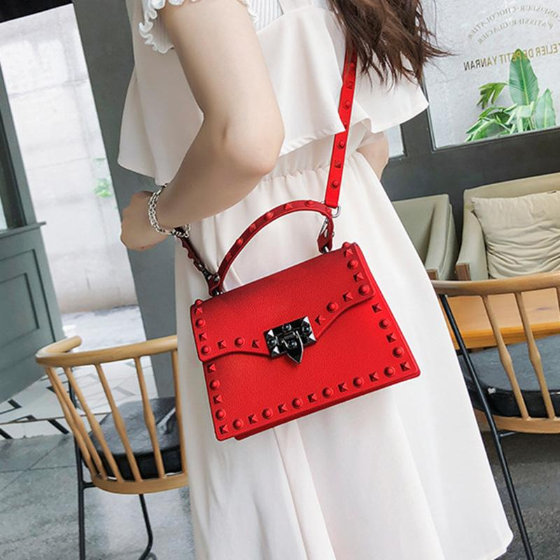 d99e06bc46 2019 Crossbody Bags For Women PVC Lock Handbags Luxury Handbags Women Bags Designer  Purses And Female Shoulder Bag Sac Womens Bags Black Handbag From ...