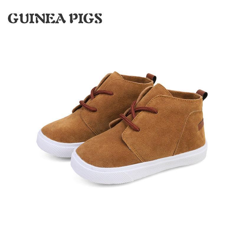 c5477244c Compre Zapatos Para Niños Zapatillas Recreativas De Gamuza Nueva Para Niños  Y Niñas Zapatillas De Deporte De Ocio Populares Zapatos Para Niños A  18.94  Del ...