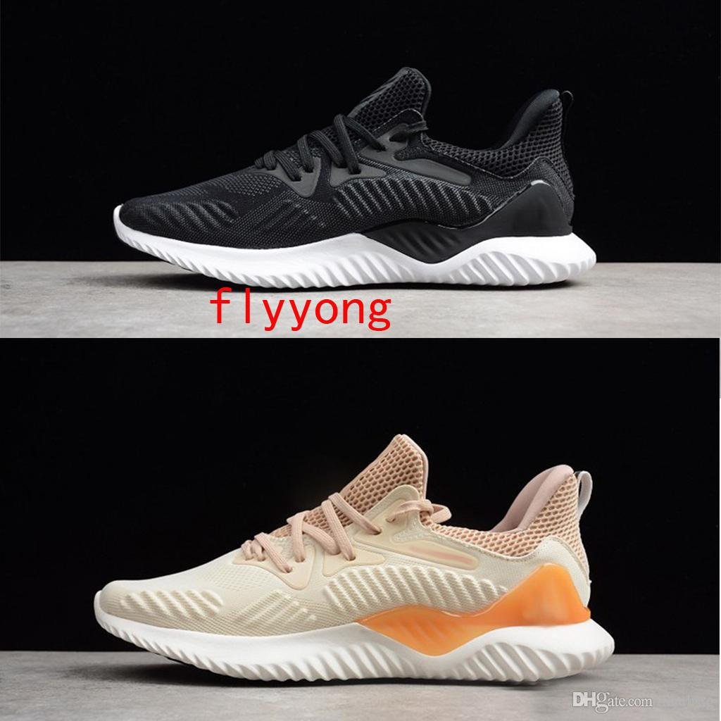 999a2ac0ffa3b Original Alphabounce EM 330 Running Shoes Alpha Bounce Sports Trainer  Sneakers BB9043 Man Shoes Extensive Mass Fitness Programs Hot Sale Canada 2019  From ...