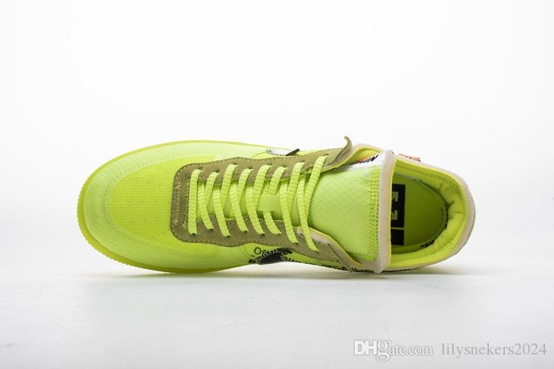 nike air force 1 off white Flyknit Utility sneakers Negro Casual Bebé niños One 1 Dunk Shoes Deporte Skateboarding zapatos niño niña AF zapatillas de