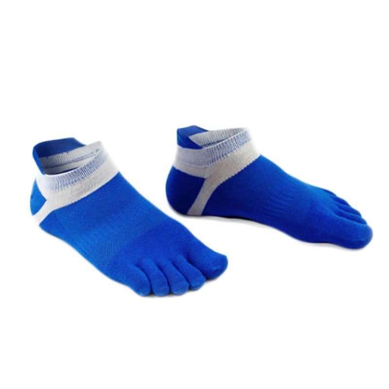 e de chaussettes pour hommes Chaussettes de sport en coton pur Chaussettes à cinq doigts