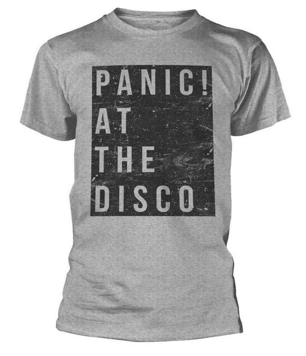 Panic At The Disco Black Box T Shirt Neuf Et Officiel Latest T