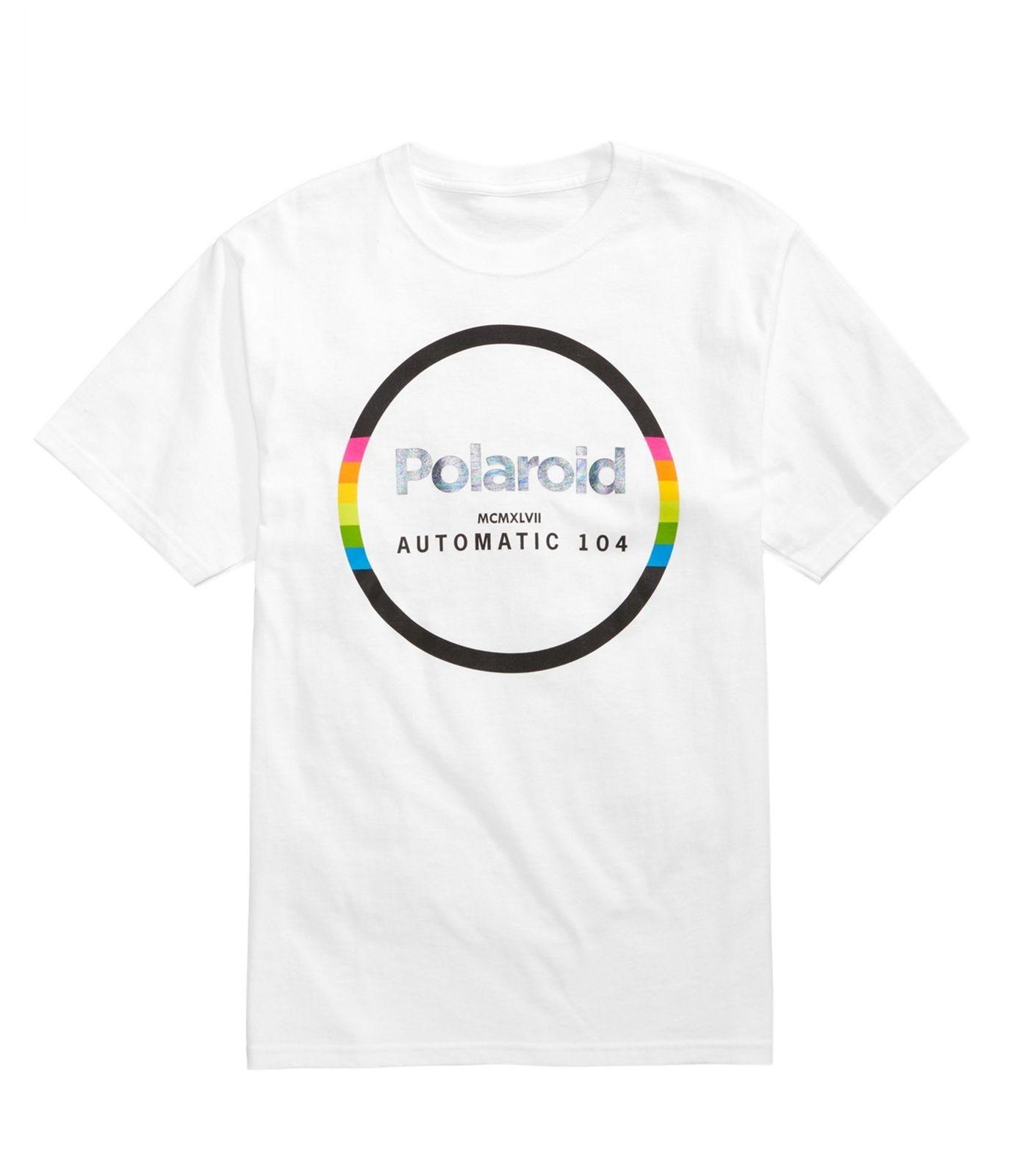 625efa667c55d1 Polaroid Mens Automatic 104 Graphic T Shirt Men Women Unisex Fashion Tshirt  Funny Cool Top Tee Black Latest T Shirt Designs Coolest Shirts From ...