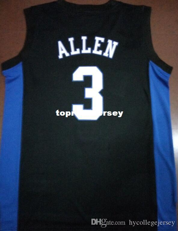 outlet store 38b3f 5bbe4 Grayson Allen #3 vest T-shirt Jersey blue white Retro Jersey New Material  Top quality embroidery high quality embroidery Jerseys