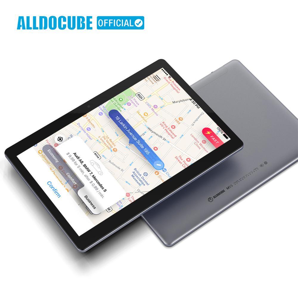 59a8e614f3e Acheter ALLDOCUBE M5S Android 8.0 4G LTE 10.1 Pouces MTK X20 10 Core Appel  Téléphonique Tablettes PC 1920   1200 FHD IPS 3GB RAM 32GB ROM GPS Dual SIM  De ...