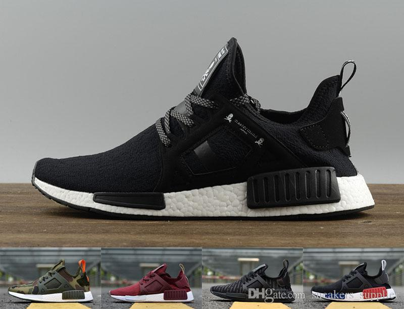 20885ee972574 ... Grey Trainers Mens Womens Sneakers Nmds Xr1 Designer Shoes Running  Shoes For Flat Feet Waterproof Running Shoes From Sneakers supplier