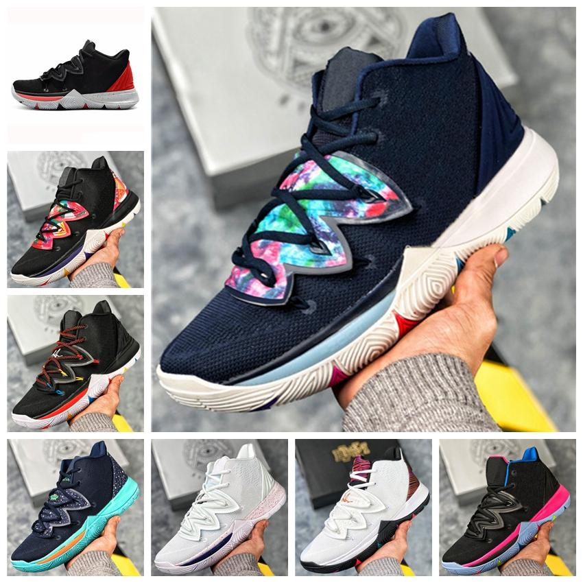 Top Quality Kyrie # 3 # 4 # 5 Bruce Lee Shoes clássico Basketball Shoes Mamba Mentalidade assinatura Shoes Outdoor Sports Sneakers