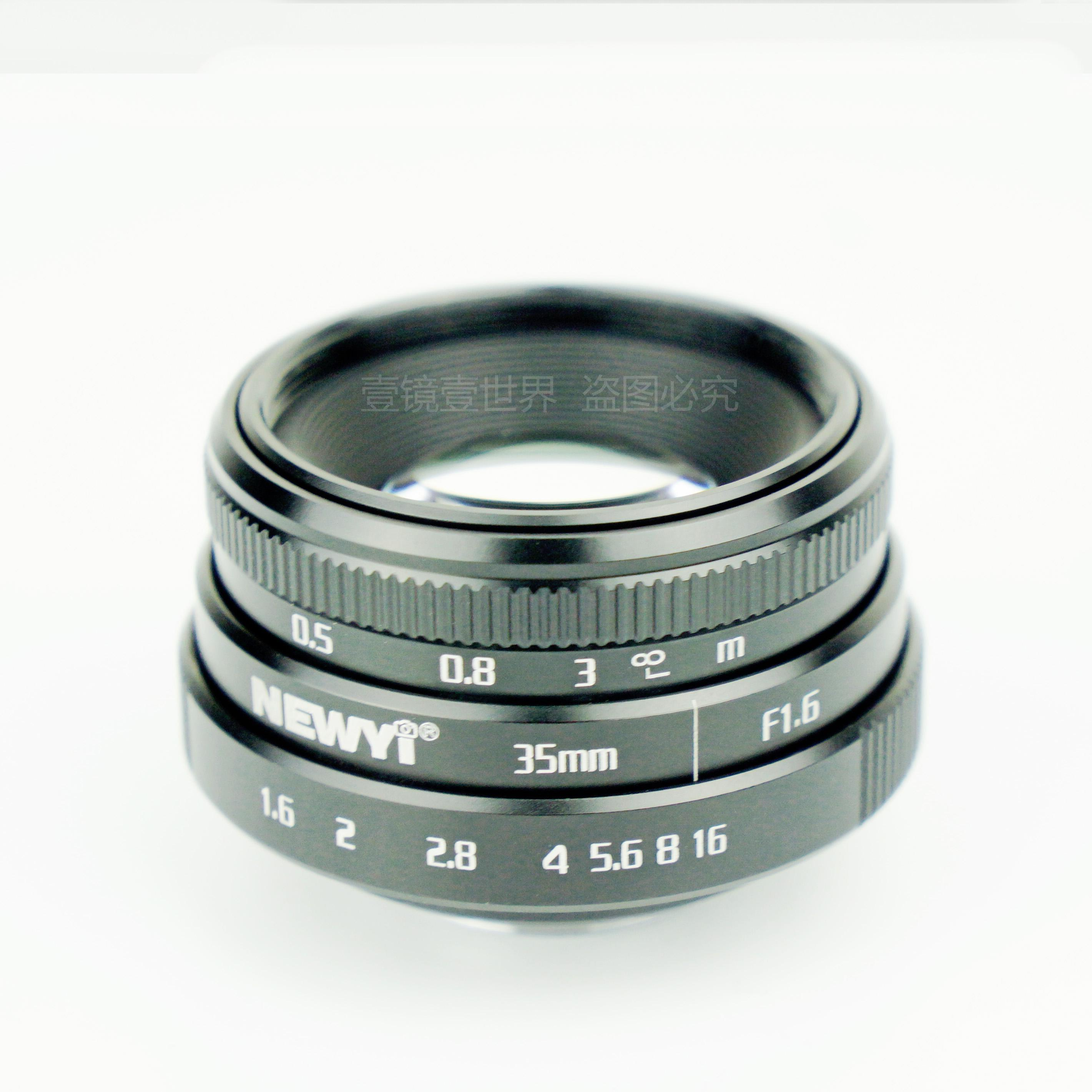 focusing with manual lens