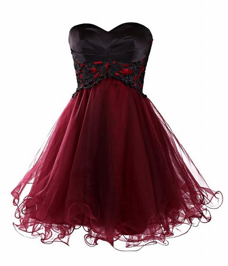 21d6d5280 Compre Corto Mini Con Cordones De Tul Vestidos De Fiesta Elegante Vestidos  De Moda Para Mujer Vestido De Novia Ocasión Especial Vestido De Fiesta De  Dama De ...