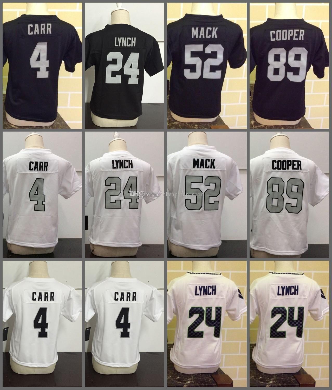 buy popular 4f8de a1dc8 marshawn lynch preschool jersey