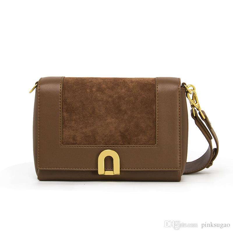taglia 7 originale estremamente unico Borse di lusso rosa sugao di marca borse a tracolla di marca borse a  tracolla messenger tasca borse in pelle di alta qualità borsa nuova borsa  di ...