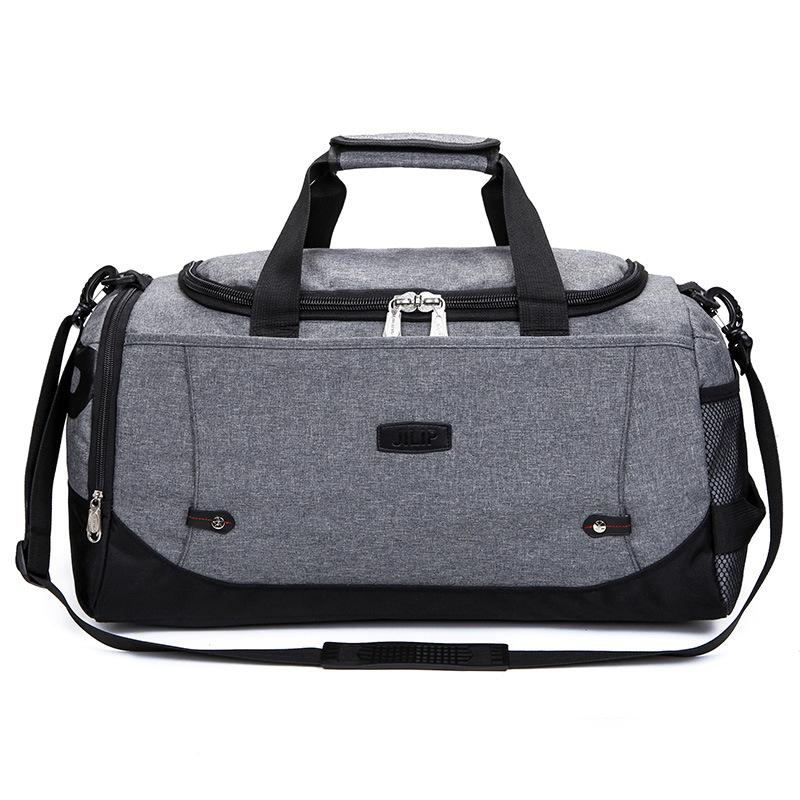 7aca1abf3363 2019 Sports Bag Training Gym Bag Men Woman Fitness Bags Durable  Multifunction Handbag Outdoor Sporting Tote From Kuyee