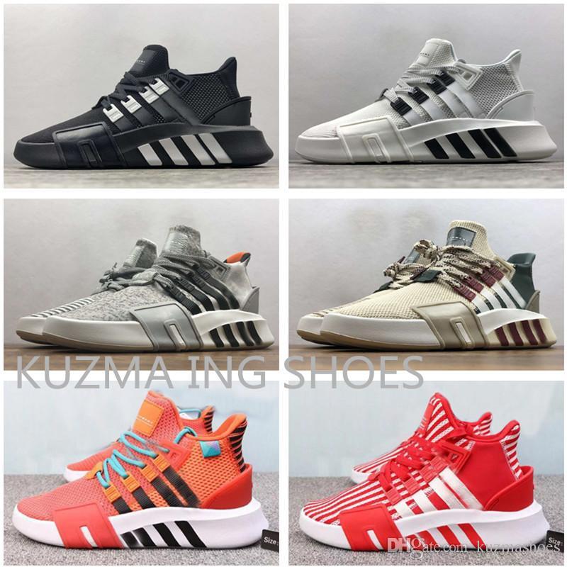 Herren EQT Bask ADV Laufschuhe Damen Weiß Schwarz Originals Klassische Casual Sportschuhe Schuhe BBC Sneakers