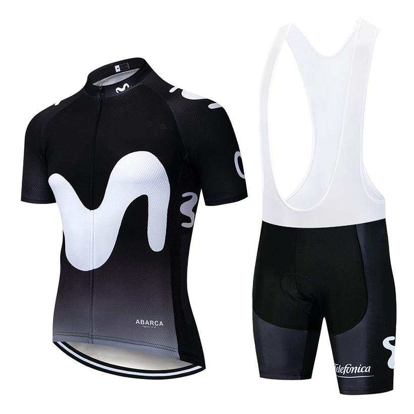 2019 TEAM M Black Cycling Wear Bike Shorts Suit Ropa Ciclismo Mens ... ca48a3a92