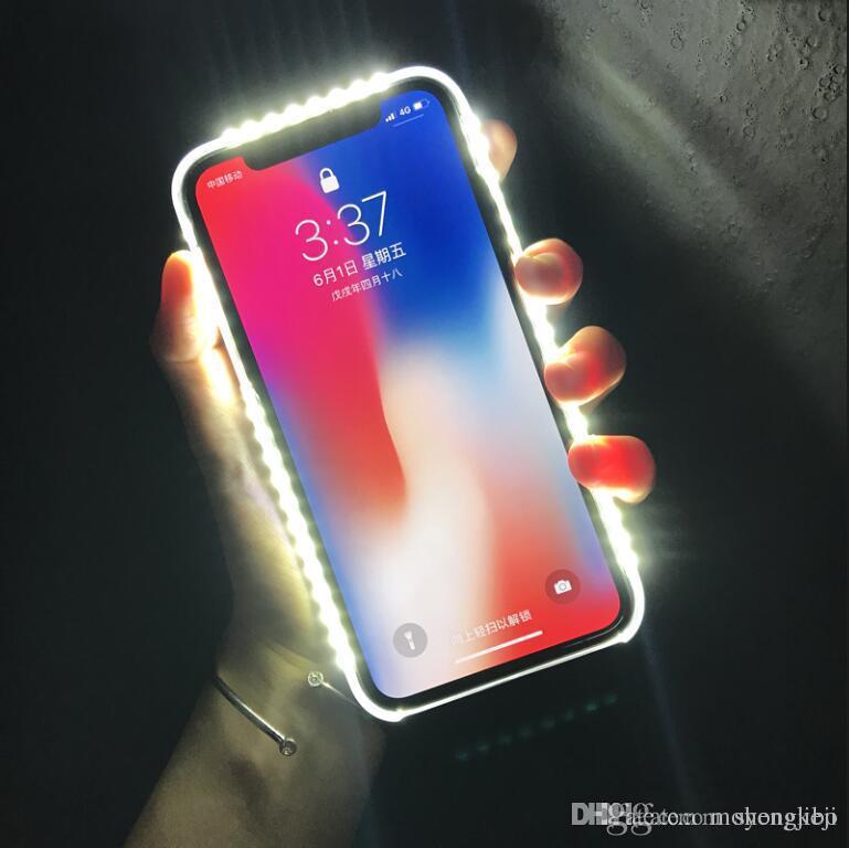 glow iphone 7 plus case