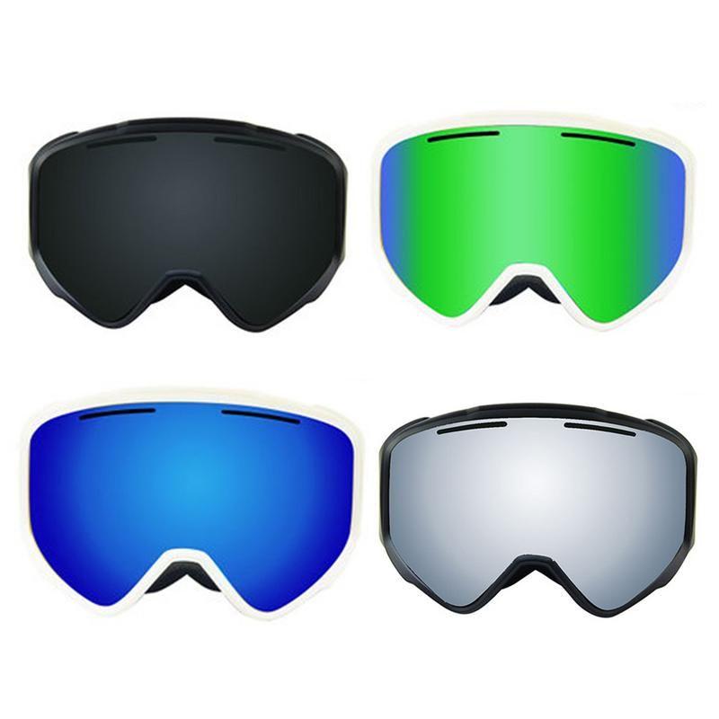 9d1a1455a8c Ski Goggles Men Women Double Lens UV400 Anti-fog Skiing Eyewear Snow Glasses  Adult Skiing Snowboard Goggles Skiing Eyewear Cheap Skiing Eyewear Ski  Goggles ...