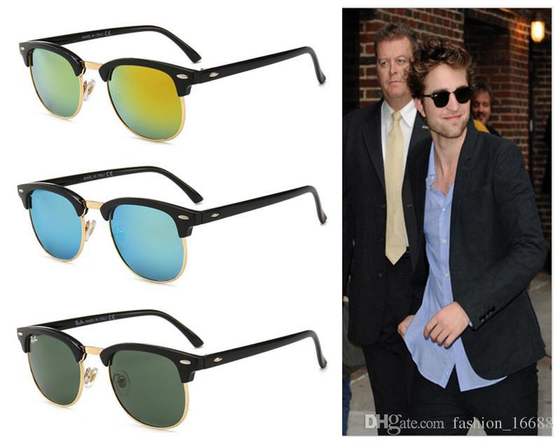 8b54080ef 2019 New Luxury Ray Brand Polarized Sunglasses Men Women Pilot ...