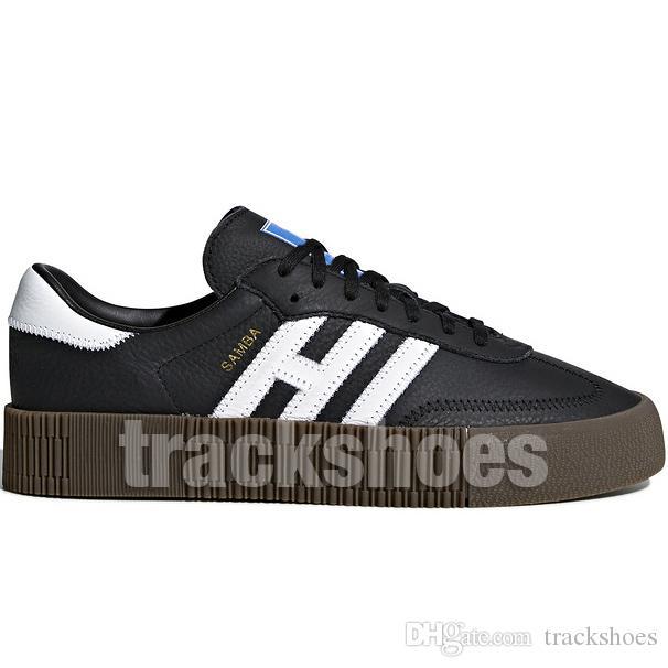 188badea4a Compre New Samba Subiu Homens Athletic Shoes Para As Mulheres Da Moda Cobra  Rosa Samba Sneaker Tênis De Skate Correndo Jogging Trainer Designer De  Sapatos ...