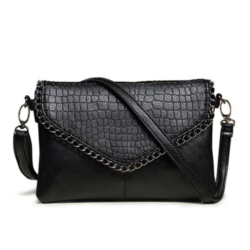 c78d5a1e54 2019 Female Beautiful Fashion Flap Sling Bags Girls Lightweight Luxury  Designer Envelop Clutch Pu Leather Shoulder Handbags Shoulder Bags For Women  Handbag ...