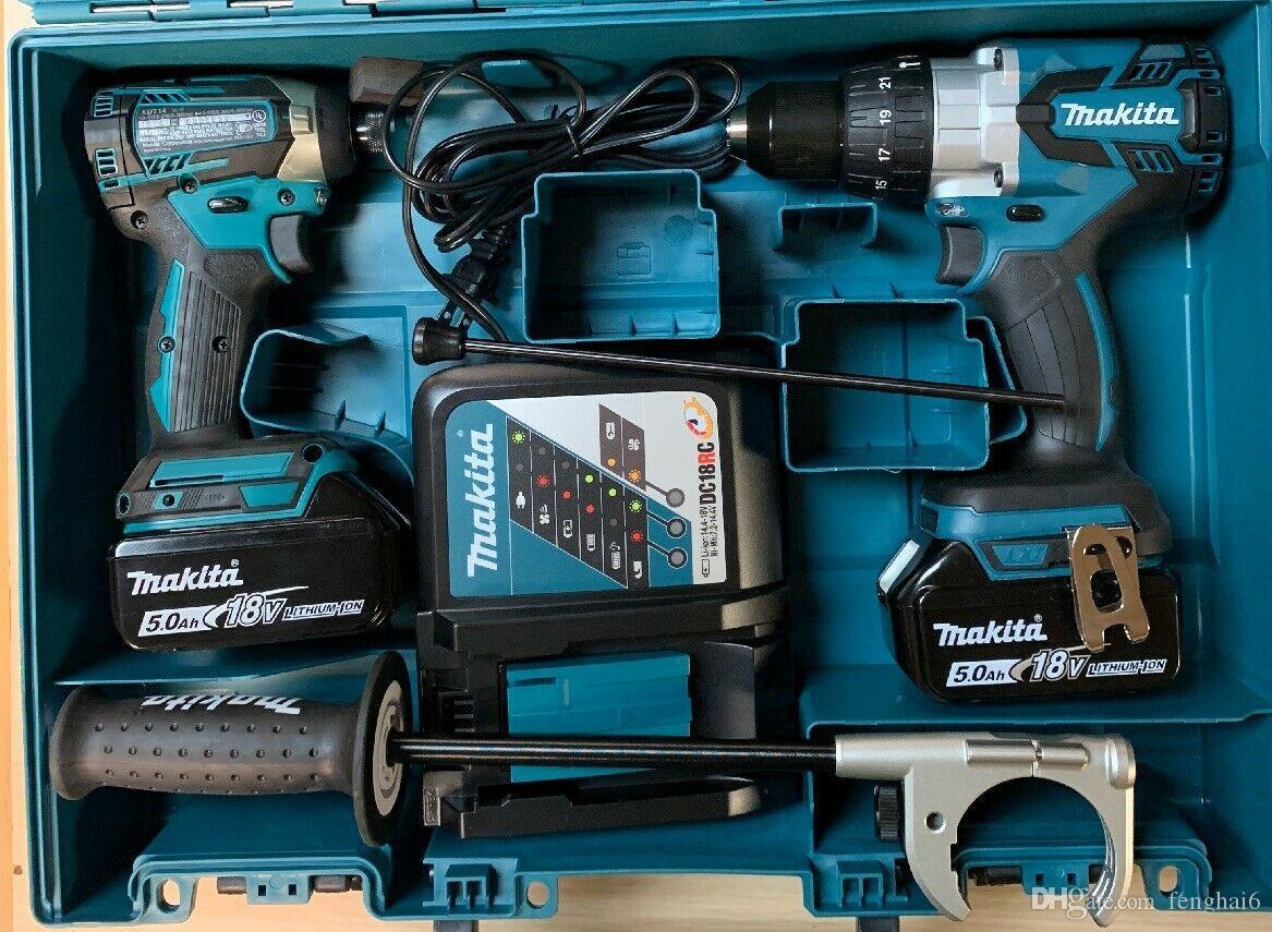 2020 Makita Xt268t 18v Lxt Lithium Ion Brushless Hammer